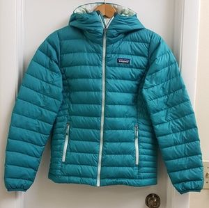 😍Patagonia goose down puffer jacket size small